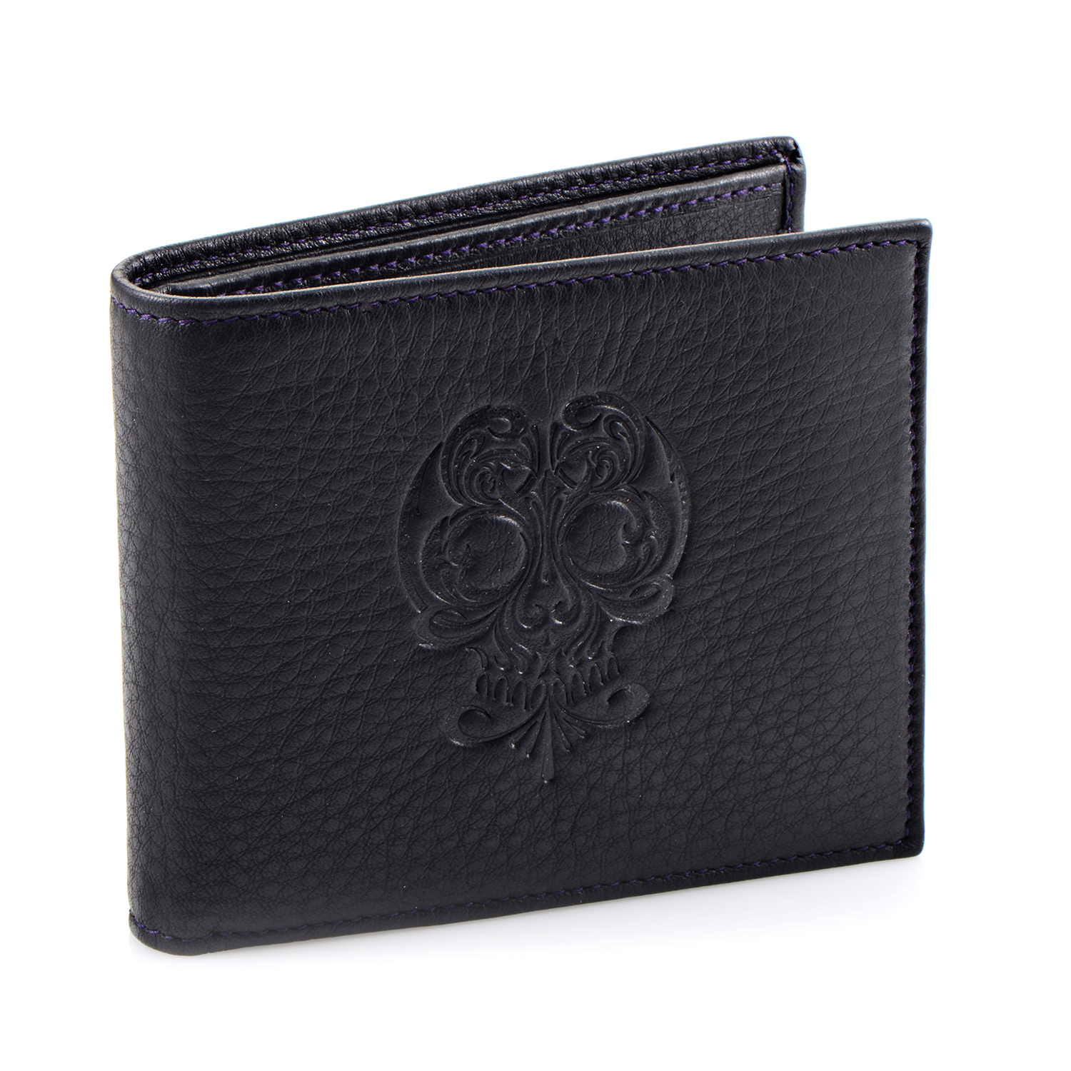 Calfskin Leather Wallet 3014091