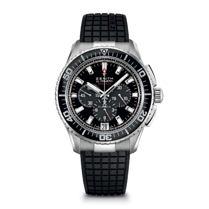 Stratos Flyback Chronograph 03.2060.405/21.R515