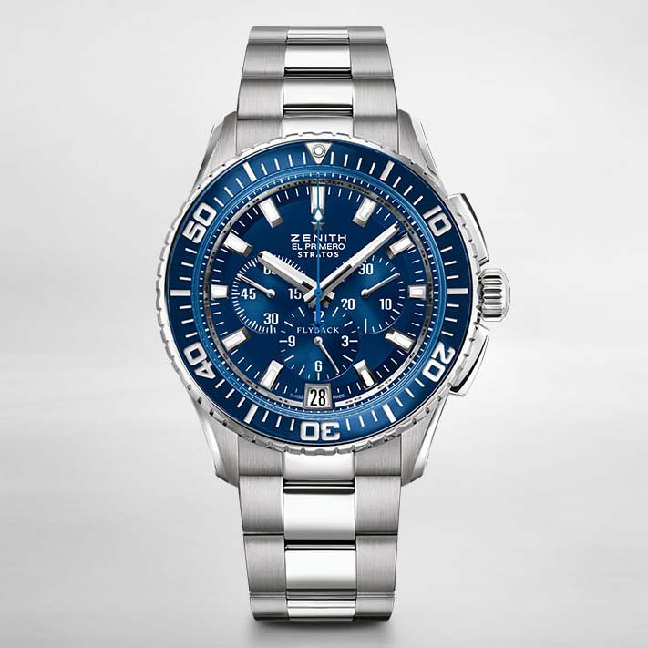 Stratos Flyback Chronograph 03.2067.405/51.M2060