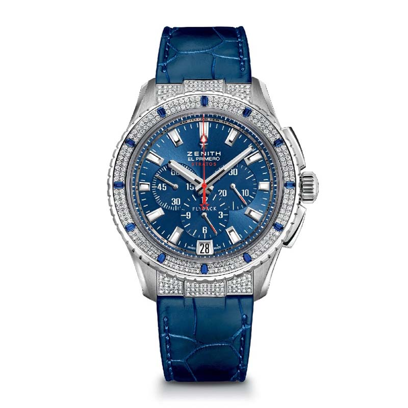 Stratos Flyback Chronograph 16.2063.405/51.C715