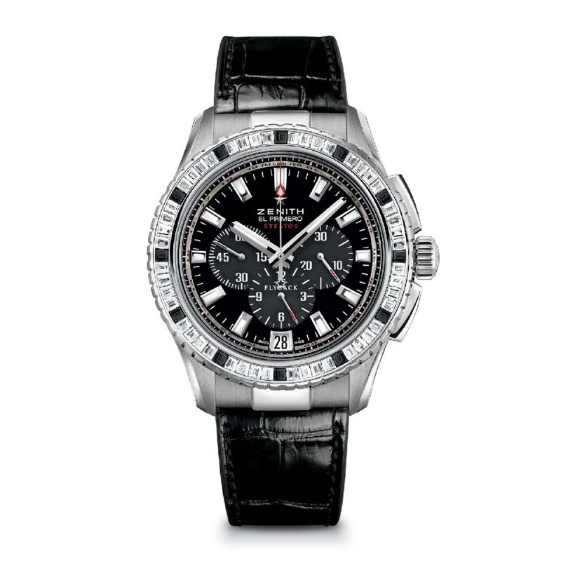 Stratos Flyback Chronograph 45.2063.405/21.C714