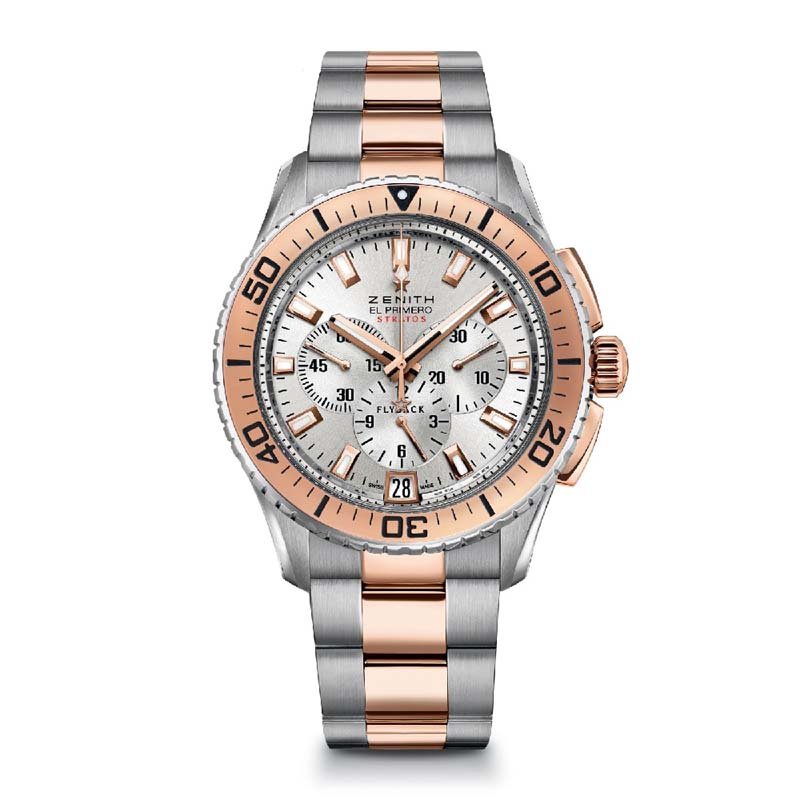 Stratos Flyback Chronograph 51.2061.405/01.M2060