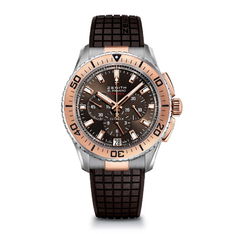 Stratos Flyback Chronograph 51.2061.405/75.R516
