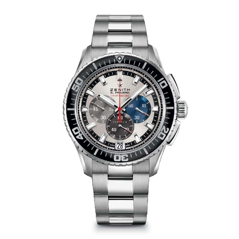Stratos Flyback Striking 10th Chronograph 03.2062.4057/69.M2060