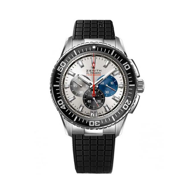 Stratos Flyback Striking 10th Chronograph 03.2062.4057/69.R515