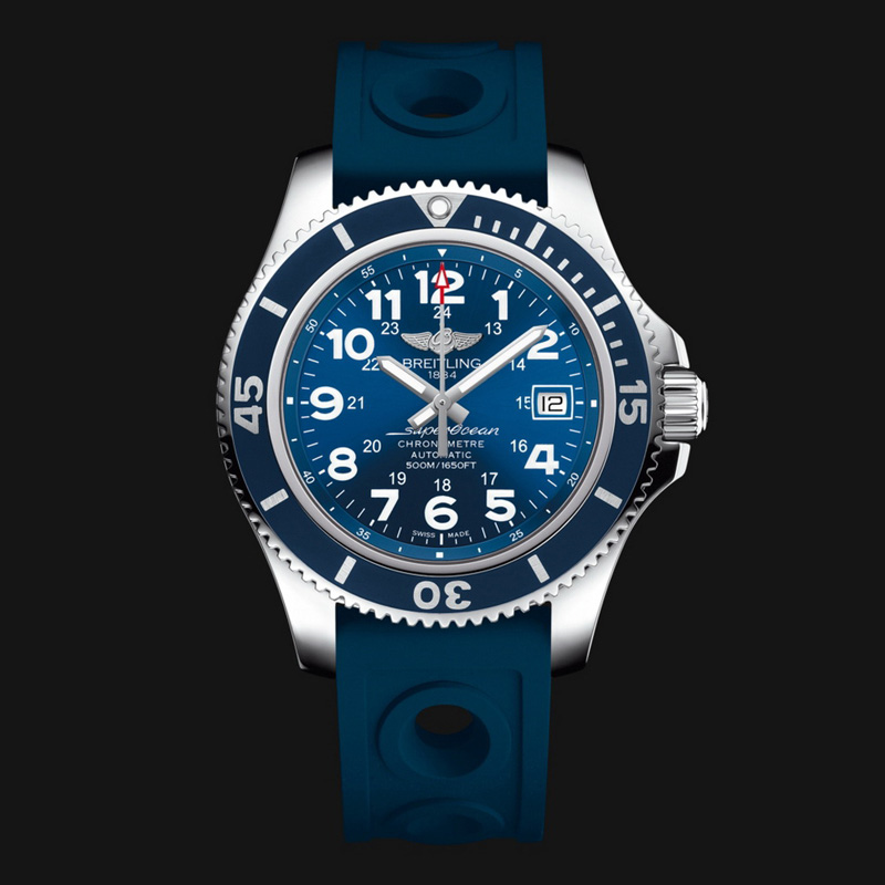 Superocean II 42 A17365D1/C915/229S/A18S.1 (Stainless Steel)