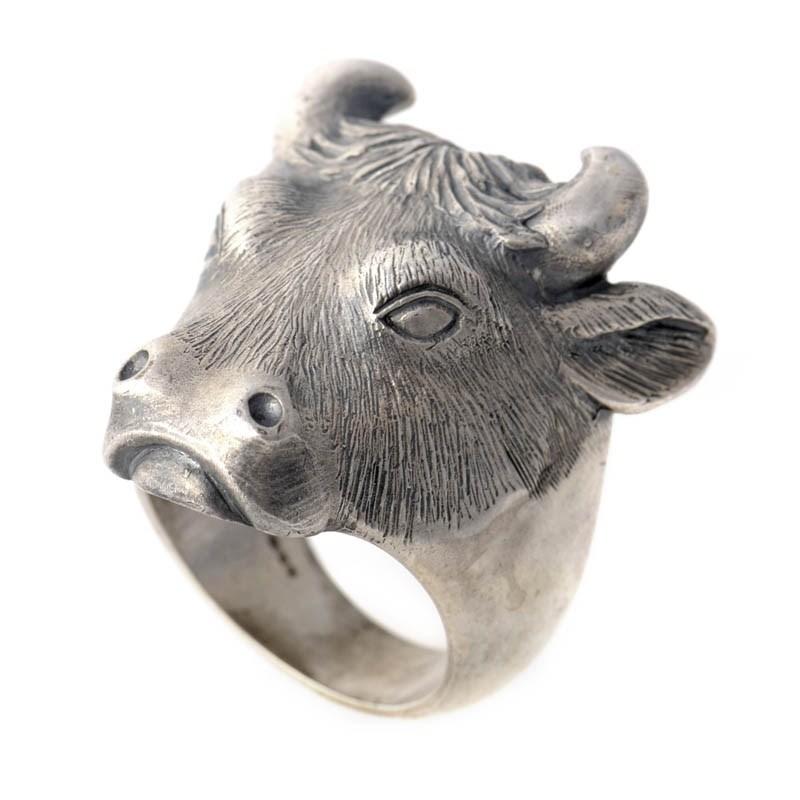 Alias Bull Beastie Ring 60236