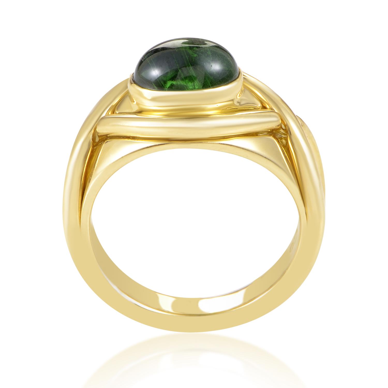 Tiffany Green Tourmaline Ring Price