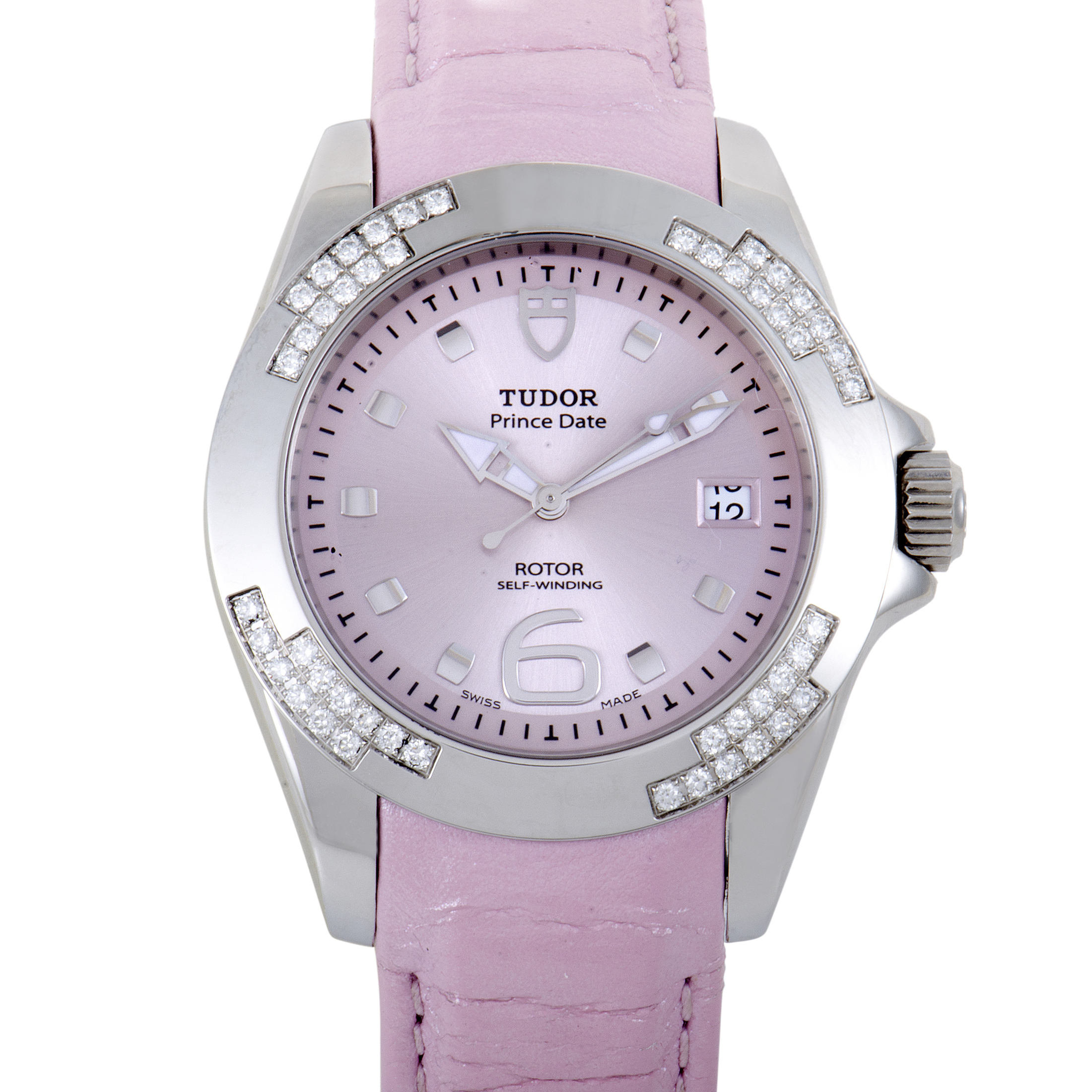 Tudor Prince Date Womens Automatic Watch 79440P