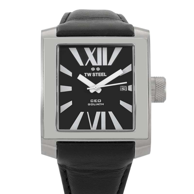 CEO Goliath Black Dial 37mm Mens Watch CE3004