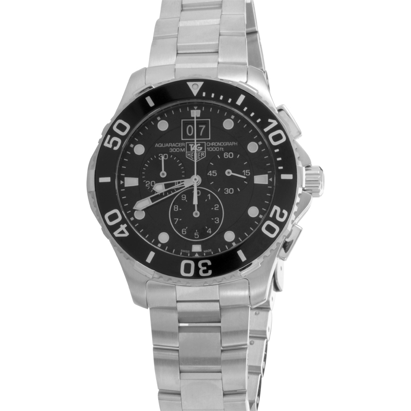 Aquaracer Quartz Chronograph can1010.ba0821