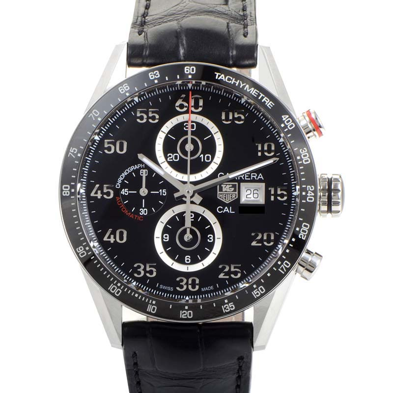 Carrera Automatic Tachymeter Chronograph Watch CAR2A10.FC6235