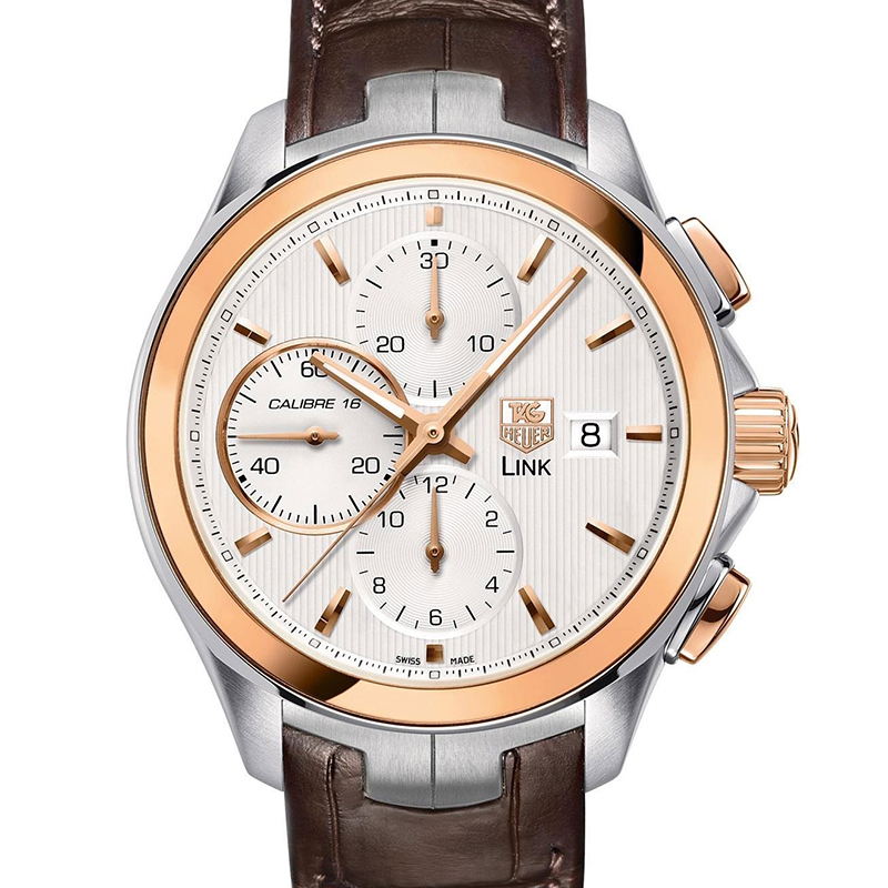 Link Automatic Chronograph Watch CAT2050.FC6322
