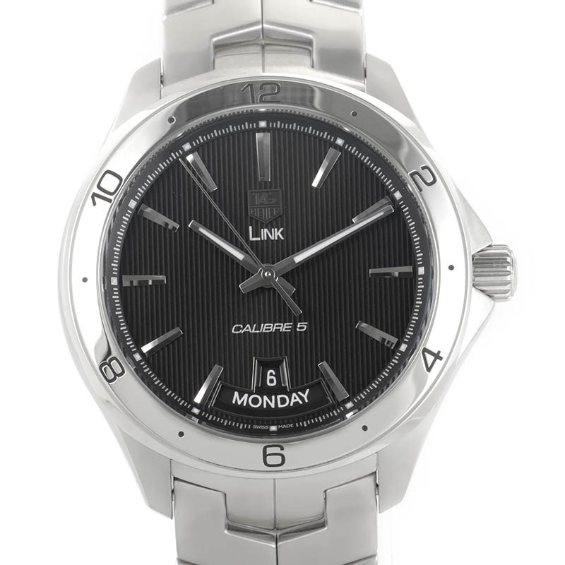 Link Caliber 5 Day-Date Automatic WAT2010.BA0951