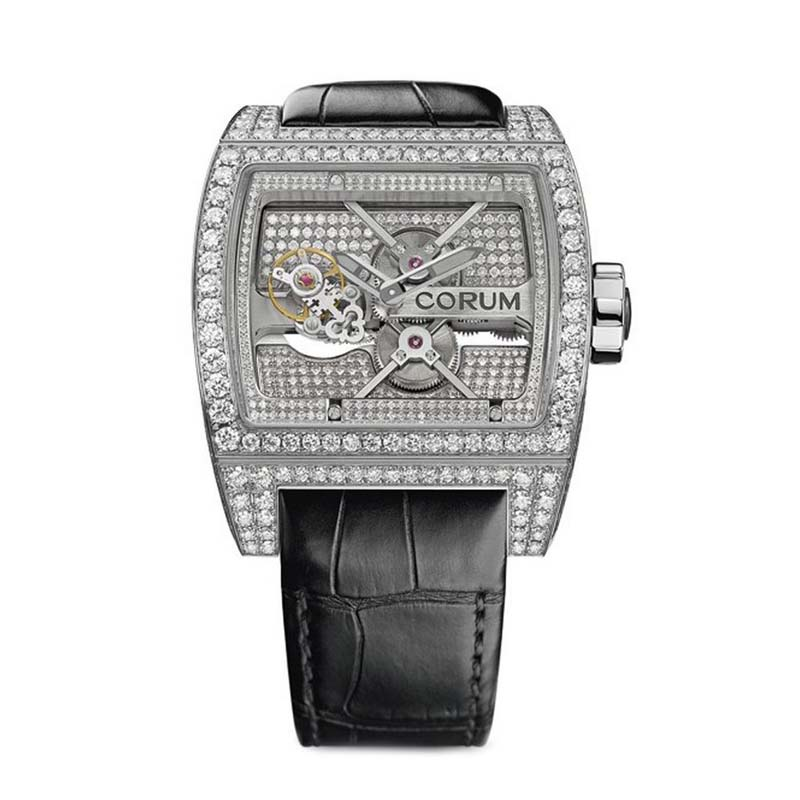 Ti-Bridge Tourbillon Watch 022.705.69/0F81 0000