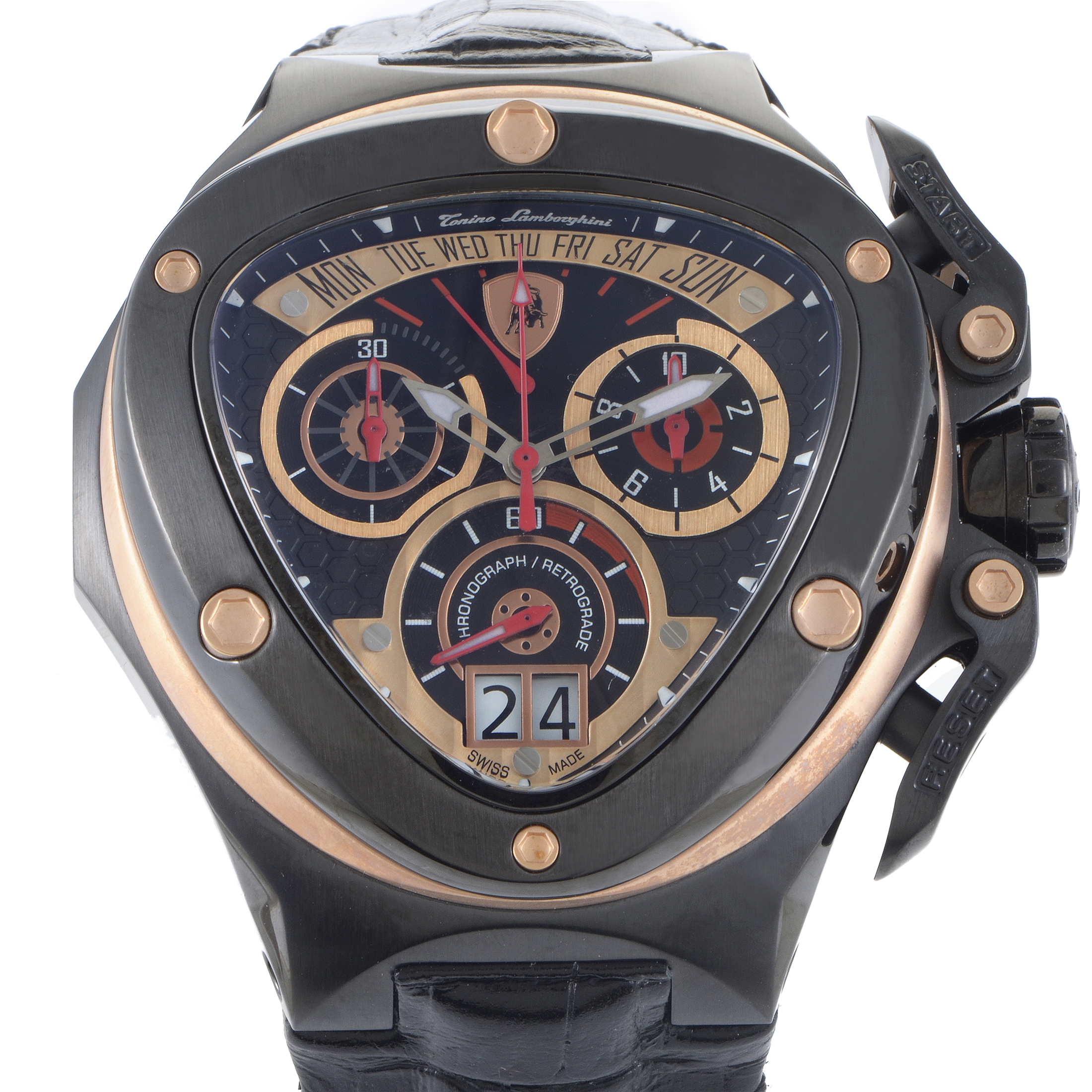 Men's Spyder Quartz Chronograph Watch 3015