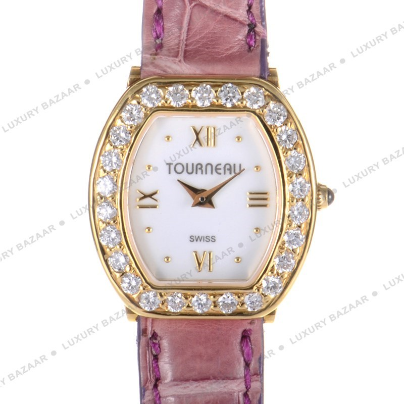 Tourneau Purple Strap Ladies Watch CBD6378