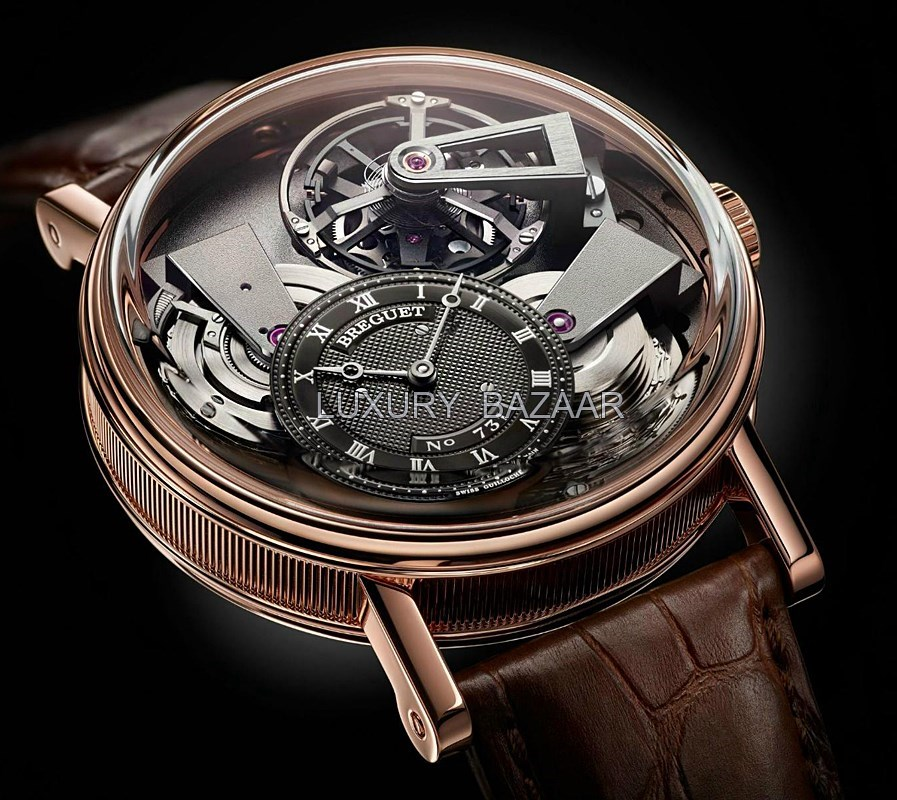 Tradition Tourbillon Chaine Fusee 7047BR/G9/9ZU