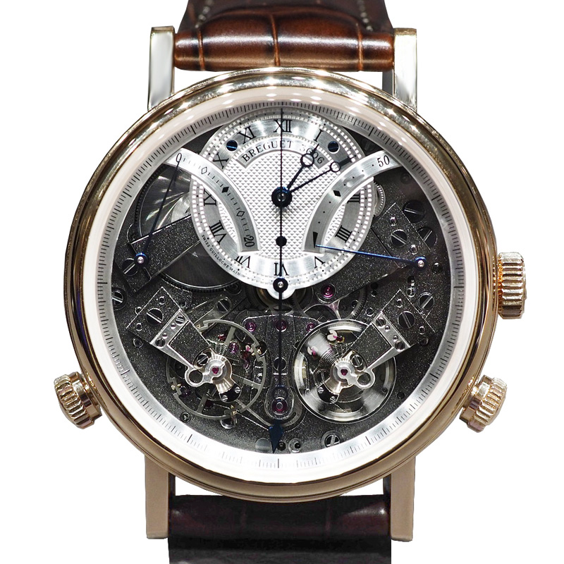 Tradition 7077 7077BR/G1/9XV (Rose Gold)