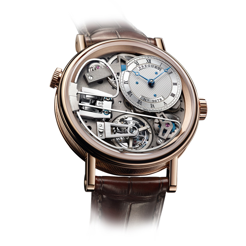 Tradition 7087 7087BR/G1/9XV (Rose Gold)