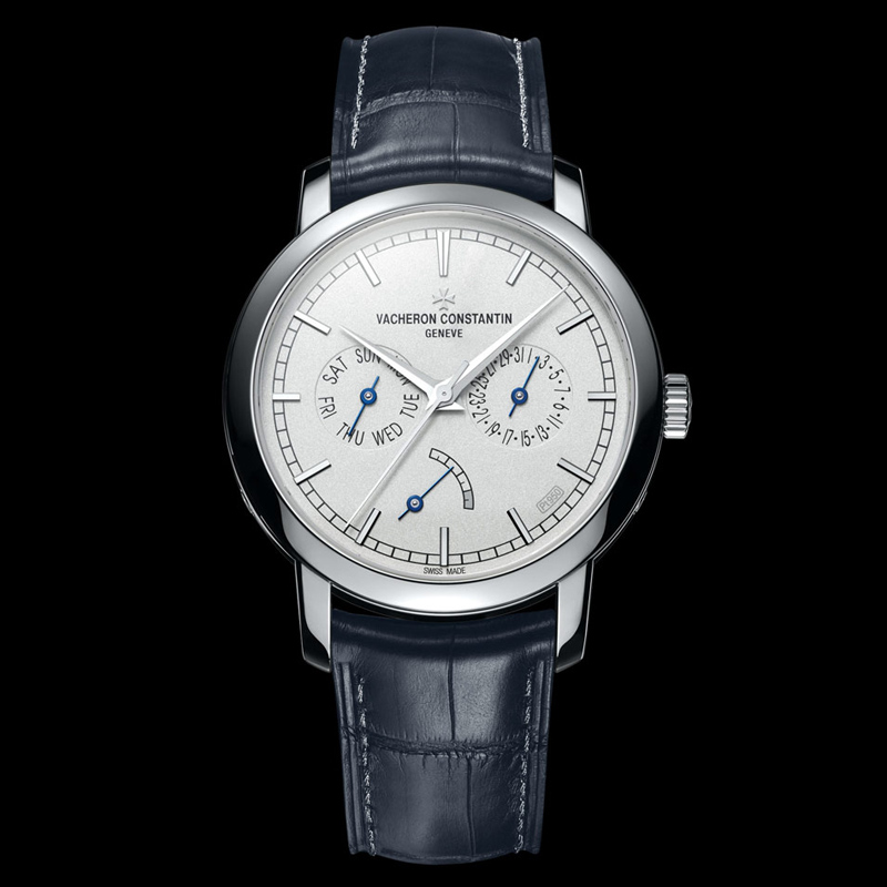 Traditionnelle Day-Date and Power Reserve - Collection Excellence Platine 85290/000P-9947 (Platinum)