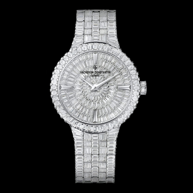 Traditionnelle High Jewellery 82761/QC1G-9852 (White Gold)