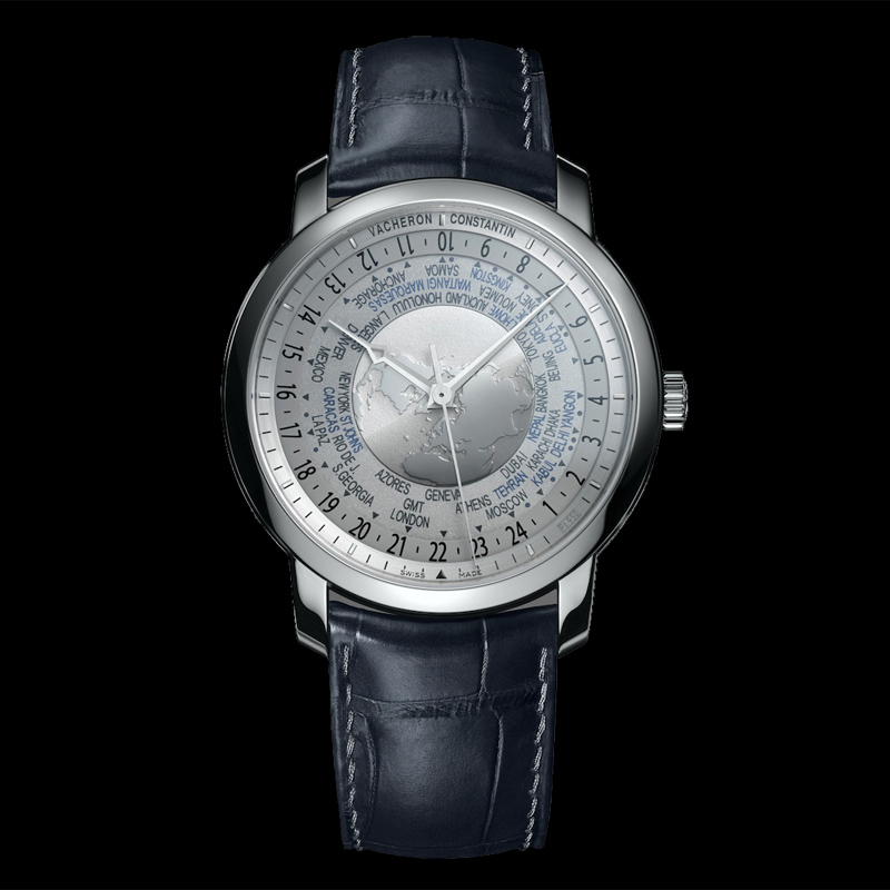 Traditionnelle World Time - Collection Excellence Platine 86060/000P-9979 (Platinum)