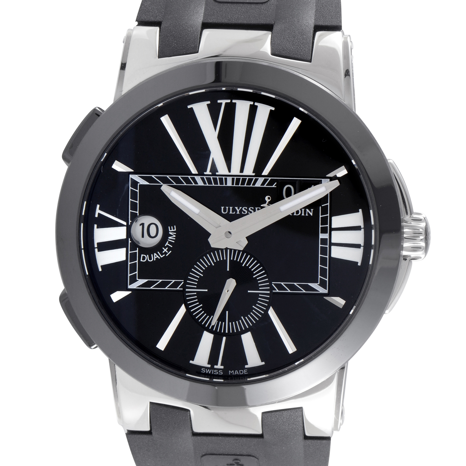 Executive Dual Time 43mm 243-00-3/42