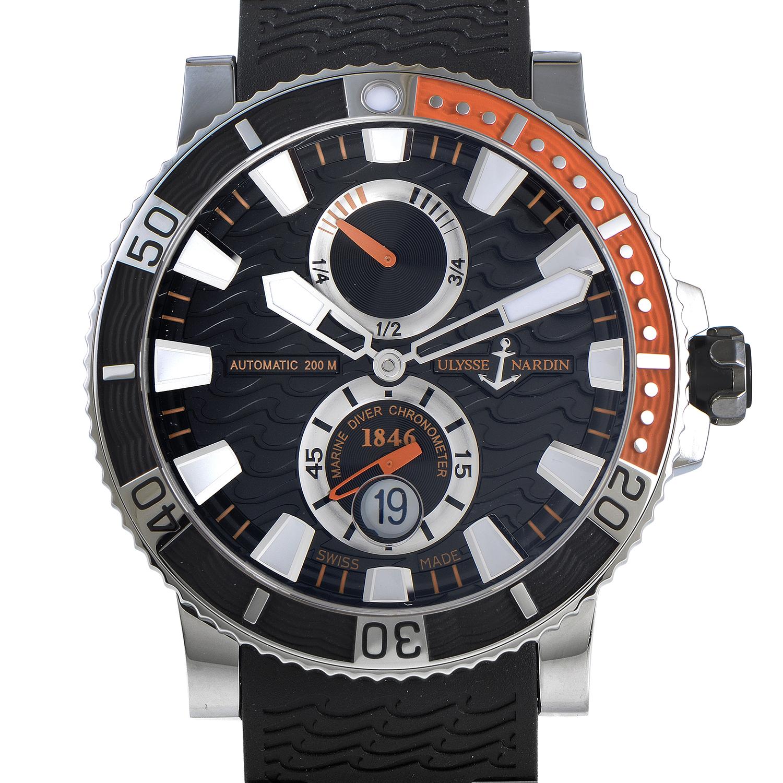 Maxi Marine Diver Titanium 45mm 263-90-3/92