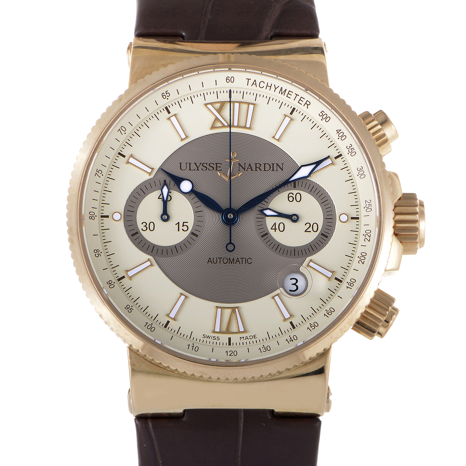 Maxi Marine Chronograph 41mm 356-66/354