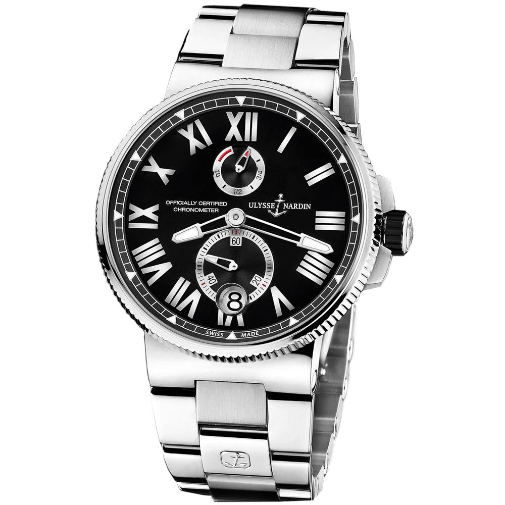 Marine Chronometer Manufacture 45mm 1183-122-7M/42