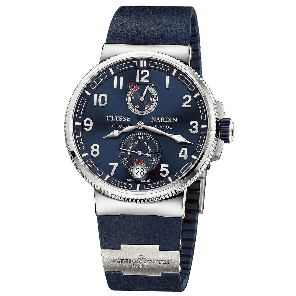 Marine Chronometer Manufacture 43mm 1183-126-3/63