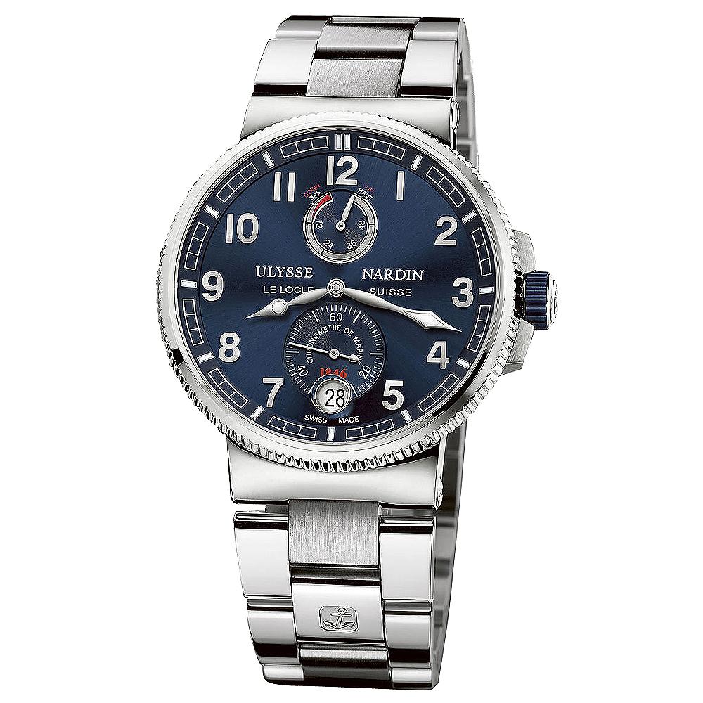Marine Chronometer Manufacture 43mm 1183-126-7M/63