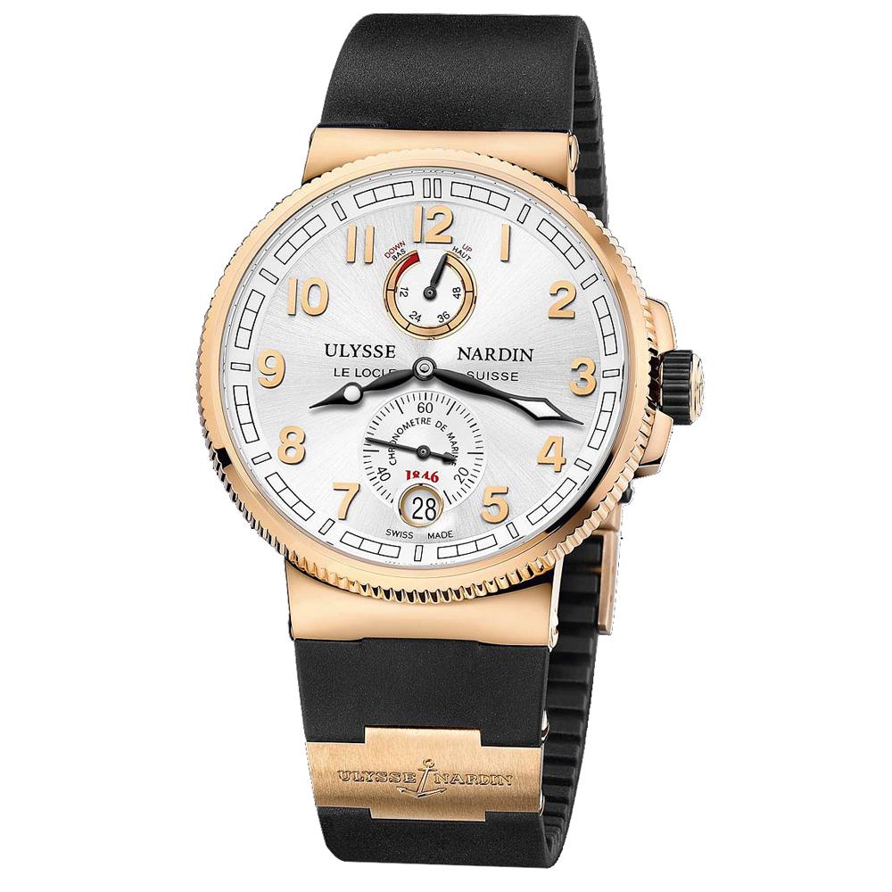 Marine Chronometer Manufacture 43mm 1186-126-3/61