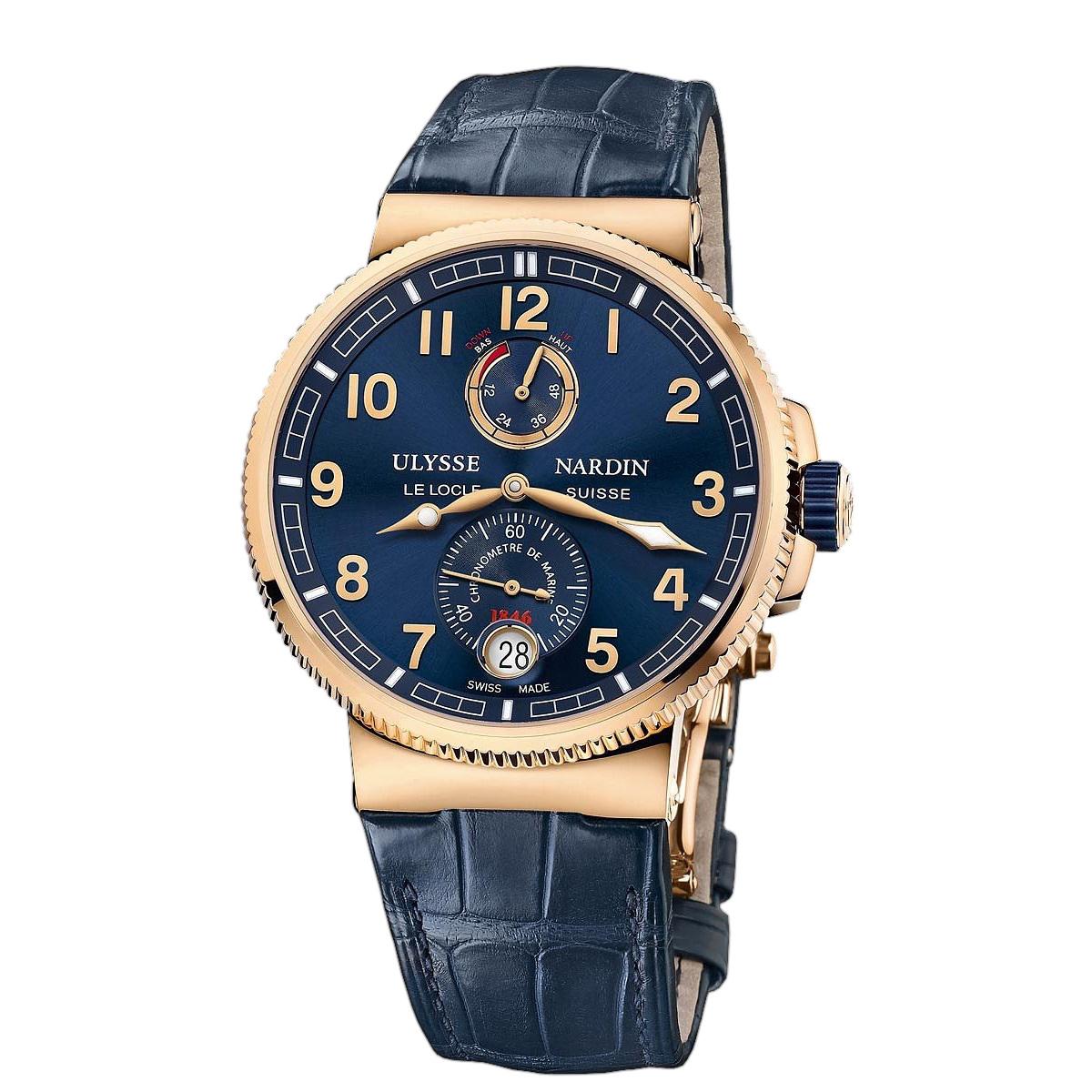 Marine Chronometer Manufacture 43mm 1186-126/63