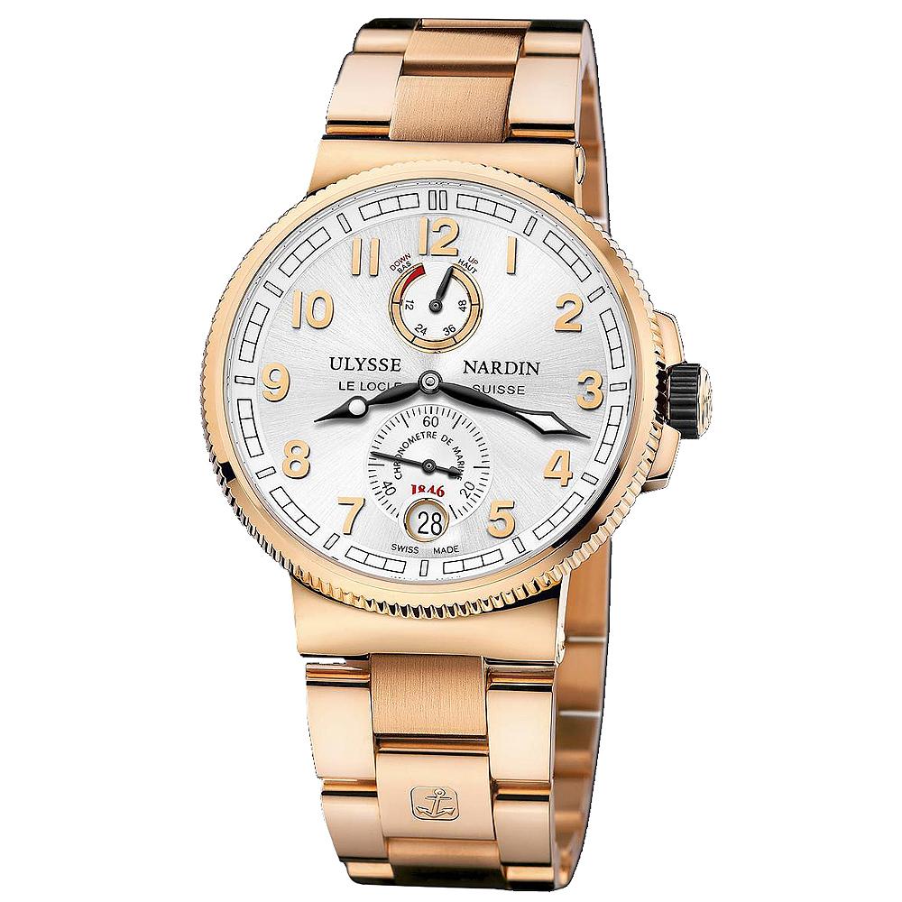 Marine Chronometer Manufacture 43mm 1186-126-8M/61