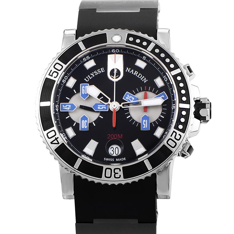 Maxi Marine Diver Chronograph 42.7mm 8003-102-3/92