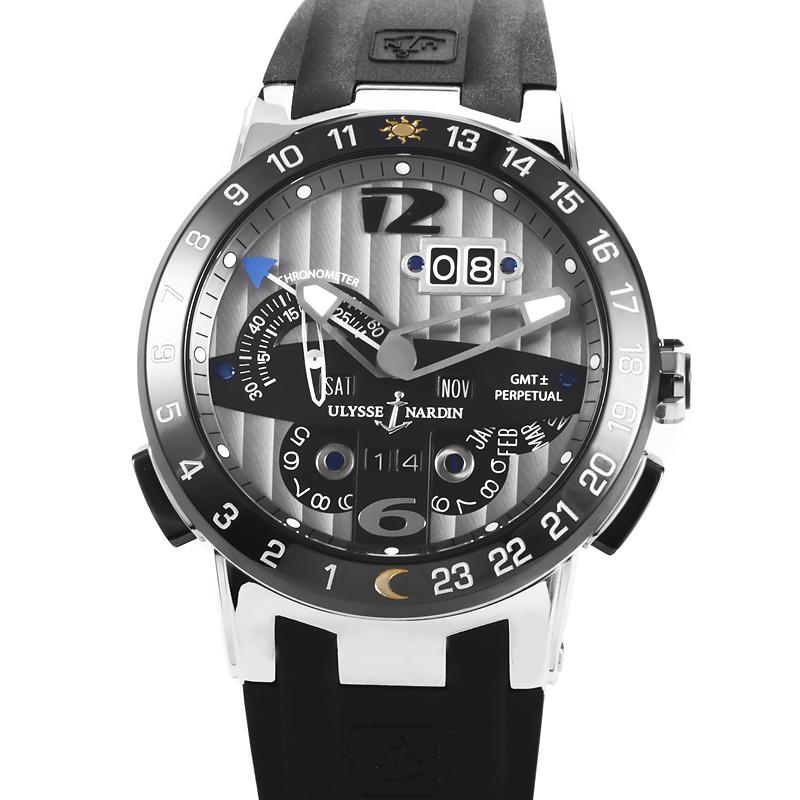 El Toro GMT Perpetual 43mm 329-00-3