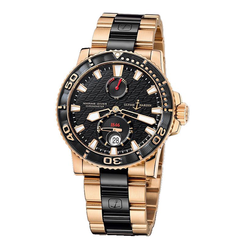 Maxi Marine Diver Chronometer 42.7mm 266-33-8C/922