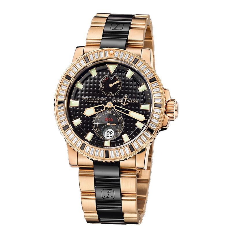 Maxi Marine Diver Chronometer 42.7mm 266-34BAG-8C/92