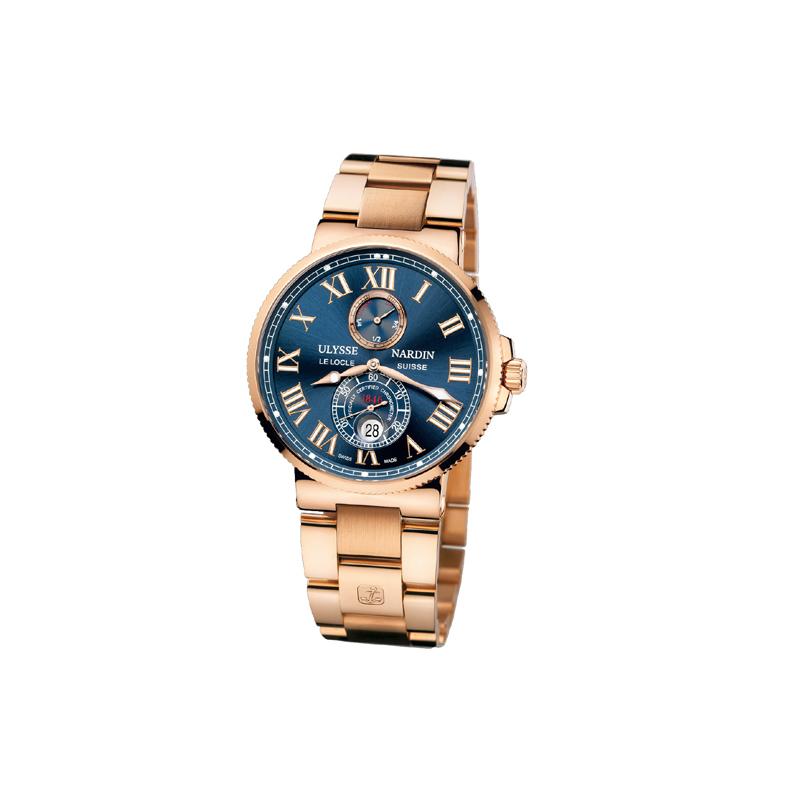Maxi Marine Chronometer 43mm 266-67-8M/43