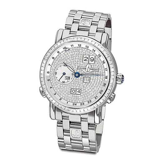 GMT Perpetual 40mm 320-89BAG-8/091