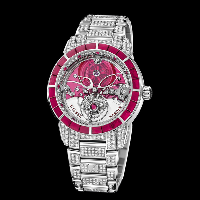 Royal Ruby Tourbillon 799-88BAG-8F