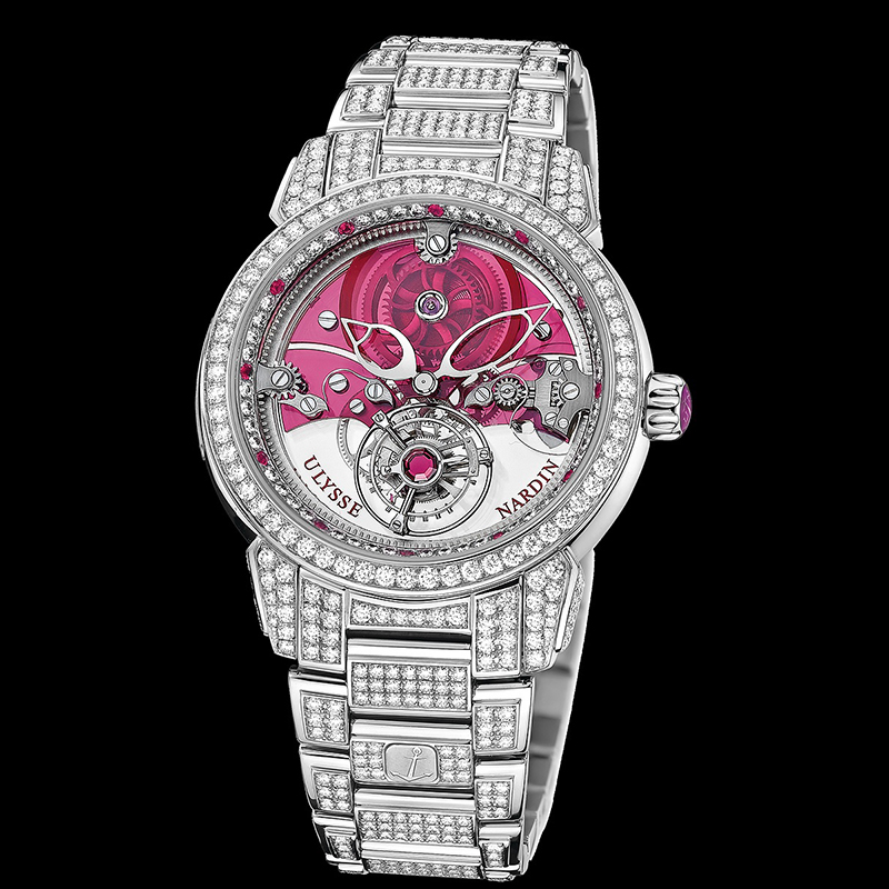 Royal Ruby Tourbillon 799-88-8F