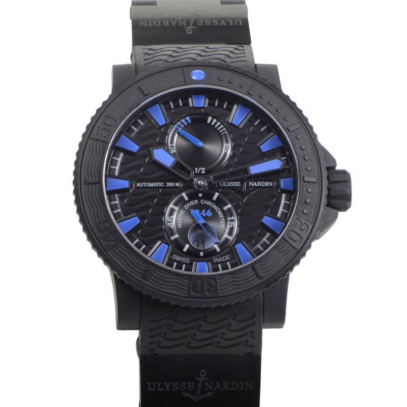Marine Black Sea Chronometer 45.8mm 263-92-3C/923