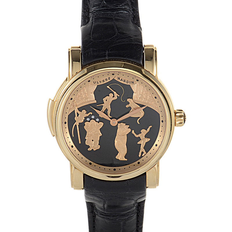Circus Minute Repeater 42mm 746-88