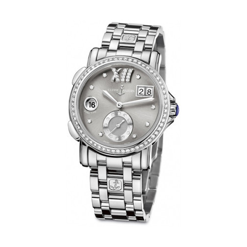 Dual Time Ladies Small Seconds 37mm 243-22B-7/30-02
