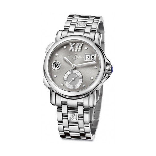 Dual Time Ladies Small Seconds 37mm 243-22-7/30-02