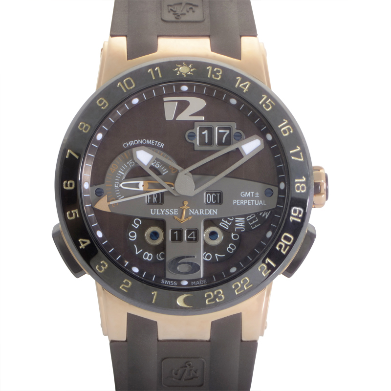 El Toro GMT Perpetual 43mm 322-00-3