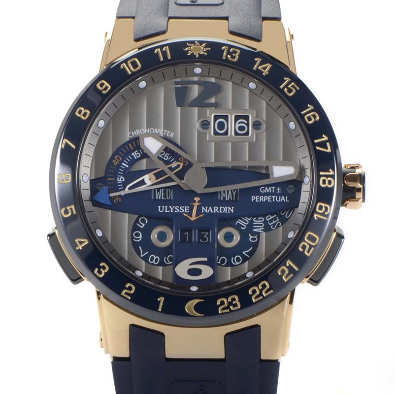 El Toro GMT Perpetual 43mm 326-00-3